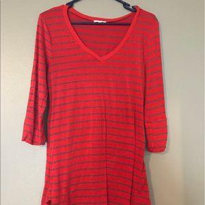 Tops - Nordstrom shirt 3/4 length